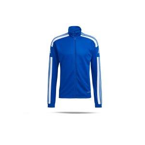 adidas-squadra-21-trainingsjacke-blau-weiss-gp6463-teamsport_front.png