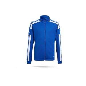 adidas-squad-21-trainingsjacke-kids-blau-weiss-gp6457-teamsport_front.png