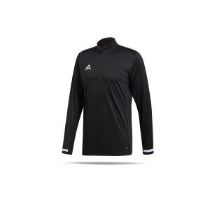 adidas-team-19-1-4-zip-training-top-schwarz-weiss-fussball-teamsport-textil-sweatshirts-dw6852.png