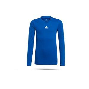adidas-team-base-top-langarm-kids-blau-weiss-gk9087-underwear_front.png