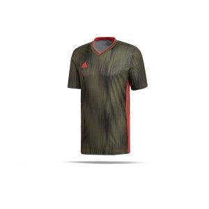 adidas-tiro-19-trikot-kurzarm-khaki-rot-fussball-teamsport-textil-trikots-dp3530.png
