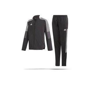 adidas-tiro-21-trainingsanzug-kids-schwarz-weiss-gp1027-teamsport_front.png