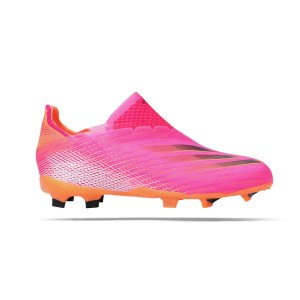 adidas-x-ghosted-fg-j-kids-pink-schwarz-orange-fw6967-fussballschuh_right_out.png