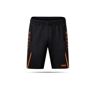 jako-challenge-trainingsshort-schwarz-orange-f807-8521-teamsport_front.png