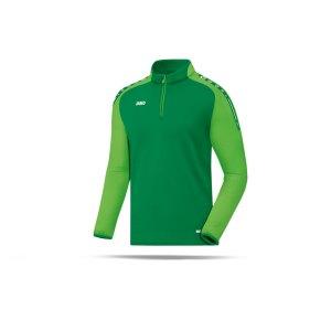 jako-champ-ziptop-kids-gruen-f22-zipper-pullover-sweater-sportpulli-teamsport-8617.png