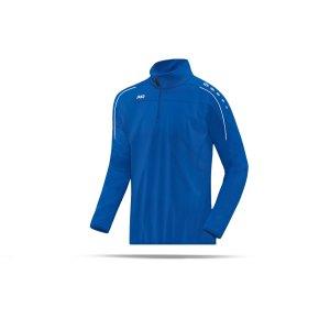 jako-classico-rainzip-regensweatshirt-blau-f04-fussball-teamsport-textil-allwetterjacken-7350-textilien.png