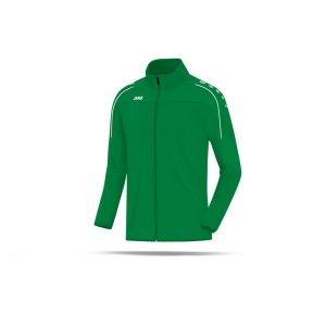 jako-classico-trainingsjacke-gruen-weiss-f06-sportjacke-trainingswear-teamsport-ausstattung-8750.png