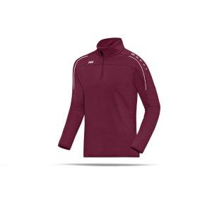 jako-classico-ziptop-dunkelrot-f14-fussball-teamsport-textil-sweatshirts-8650.png