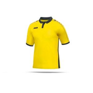 jako-derby-trikot-kurzarm-temsport-bekleidung-fussball-sportbekleidung-match-f03-gelb-schwarz-4216.png