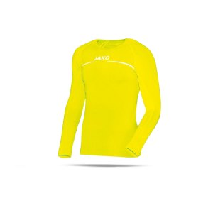 jako-longsleeve-comfort-shirt-kids-gelb-f33-underwear-langarm-6452.png