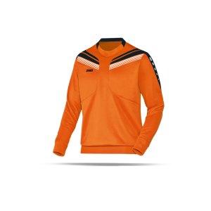 jako-pro-sweat-sweatshirt-pullover-teamsport-training-sportkleidung-f19-orange-schwarz-8840.png