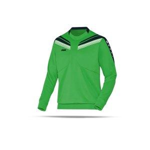 jako-pro-sweat-sweatshirt-pullover-teamsport-training-sportkleidung-f22-gruen-schwarz-8840.png