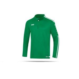 jako-striker-2-0-ziptop-gruen-weiss-f06-fussball-teamsport-textil-sweatshirts-8619.png