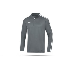 jako-striker-2-0-ziptop-grau-weiss-f40-fussball-teamsport-textil-sweatshirts-8619.png