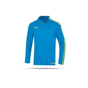 jako-striker-2-0-ziptop-kids-blau-gelb-f89-fussball-teamsport-textil-sweatshirts-8619.png