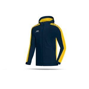 jako-striker-kapuzenjacke-kinder-teamsport-ausruestung-kapuze-f42-blau-gelb-6816.png