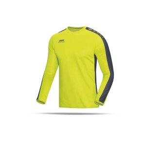 jako-striker-sweatshirt-kinder-teamsport-ausruestung-mannschaft-f23-gelb-grau-8816.png