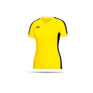 jako-striker-shirt-damen-teamsport-ausruestung-t-shirt-f03-gelb-schwarz-6116.png