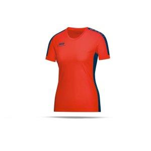 jako-striker-shirt-damen-teamsport-ausruestung-t-shirt-f18-orange-blau-6116.png