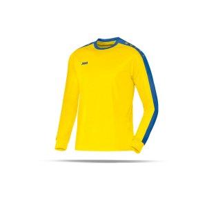 jako-striker-trikot-langarm-gelb-f12-jersey-teamsport-vereine-mannschaften-men-herren-maenner-4306.png