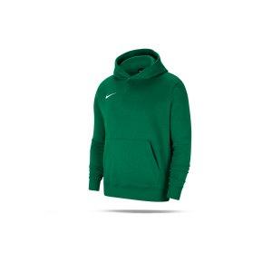 nike-park-fleece-hoody-kids-gruen-weiss-f302-cw6896-teamsport_front.png