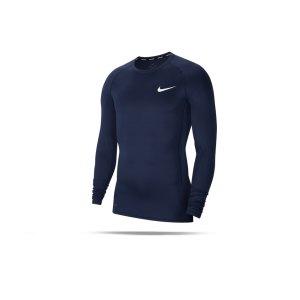 nike-pro-shirt-longsleeve-blau-f452-underwear-langarm-bv5588.png