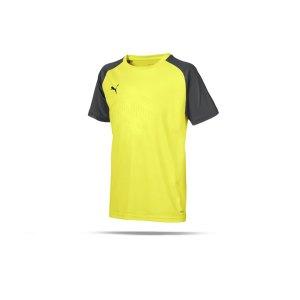 puma-cup-training-core-t-shirt-kids-gelb-f16-fussball-teamsport-textil-t-shirts-656028.png