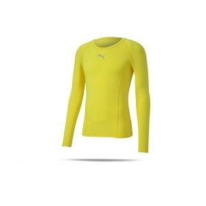 puma-liga-baselayer-longsleeve-gelb-f33-655920-underwear_front.png