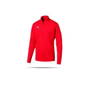 puma-liga-training-1-4-zip-top-sweatshirt-rot-f01-sweatshirt-oberteil-langarm-mannschaftssport-ballsportart-fussball-655606.png