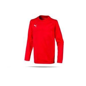 puma-liga-training-sweatshirt-kids-rot-f01-teampsort-mannschaft-ausruestung-655670.png