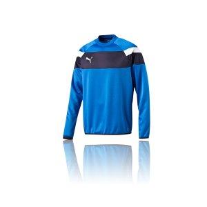 puma-spirit-2-training-sweatshirt-teamsport-vereine-mannschaft-men-herren-blau-f02-654656.png