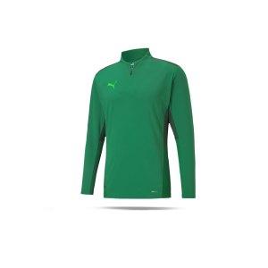 puma-teamcup-halfzip-sweatshirt-gruen-f05-656728-teamsport_front.png