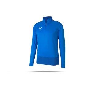 puma-teamgoal-23-training-1-4-zip-top-blau-f02-fussball-teamsport-textil-sweatshirts-656476.png