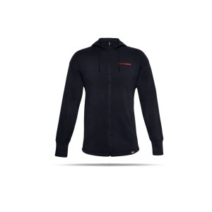 under-armour-fleece-kapuzenjacke-schwarz-f001-1359442-laufbekleidung_front.png