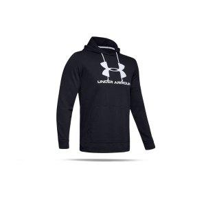 under-armour-sportstyle-logo-hoody-schwarz-f001-fussball-textilien-sweatshirts-1348520.png