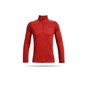 under-armour-tech-halfzip-sweatshirt-orange-f839-1328495-fussballtextilien_front.png