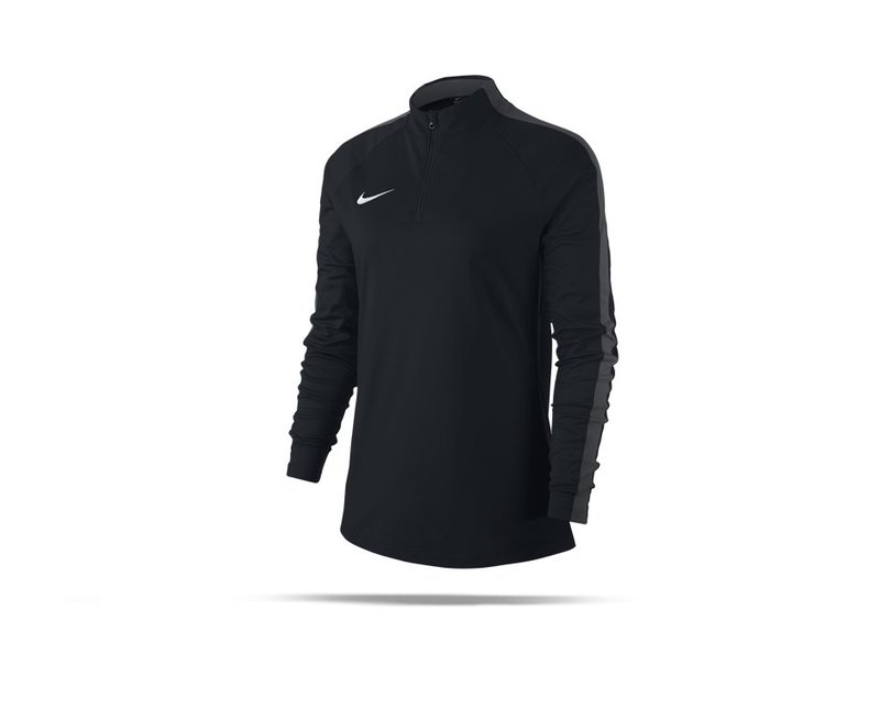 NIKE Academy 18 Drill Top Sweatshirt Damen (010) - schwarz