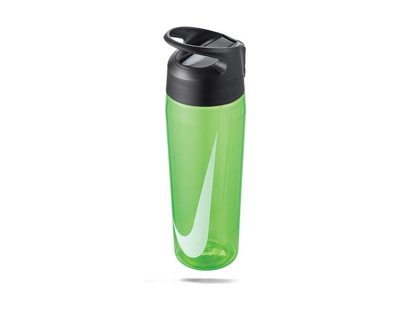 NIKE TR Hypercharge Straw Bottle 709 ml (344) - gruen