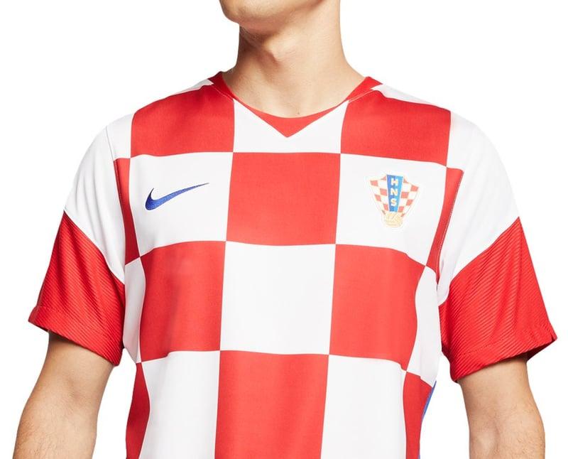 Kroatien Trikot 2021 Wm