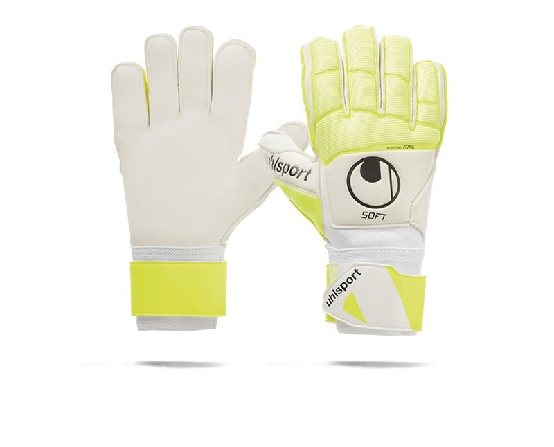 UHLSPORT Pure Alliance Soft Flex Handschuh (001) - weiss