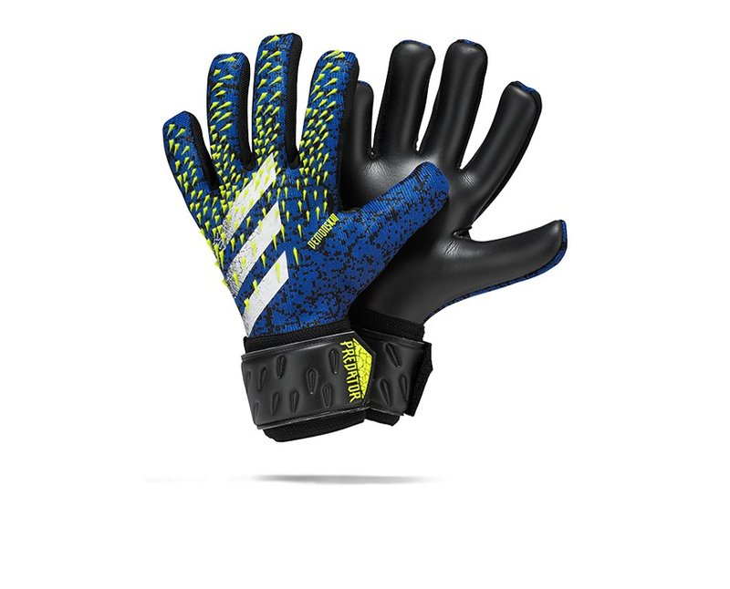 adidas Predator League TW-Handschuh (GK3541) - schwarz