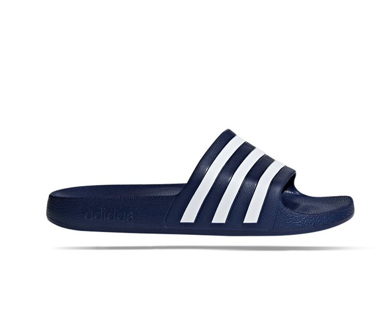 adidas Adilette Aqua Badelatsche (F35542) - blau
