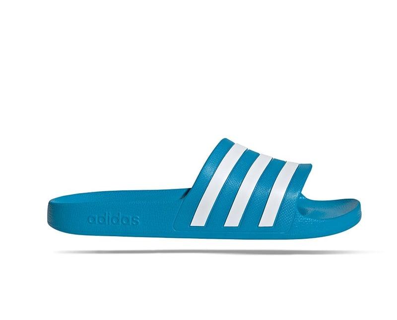 adidas Adilette Aqua Badelatsche (FY8047) - blau