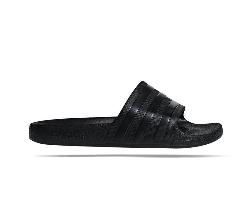 adidas Adilette Aqua Badelatschen (F35550) - schwarz
