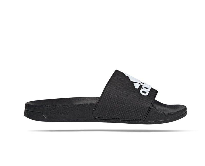 adidas Adilette Badelatsche (F34770) - schwarz