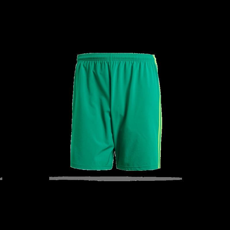 adidas Condivo 18 Short Hose kurz (CF0713) - Grün
