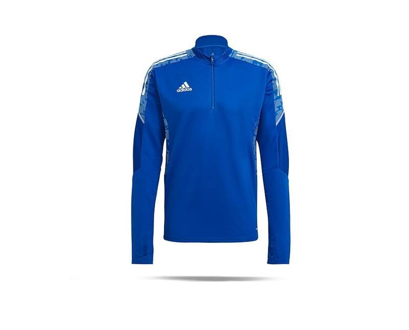 adidas Condivo 21 Training Top (GE5421) - blau