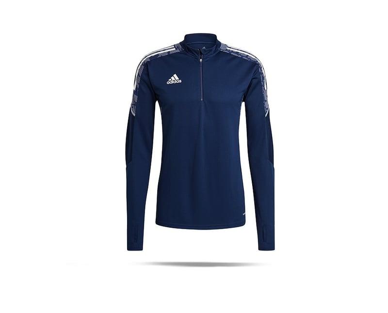 adidas Condivo 21 Training Top (GH7158) - blau