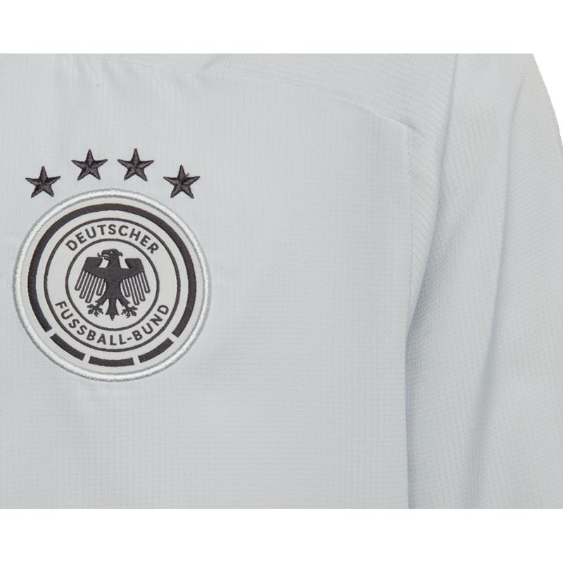 adidas DFB Deutschland Trainingsjacke Kinder (FI0744) in Gra