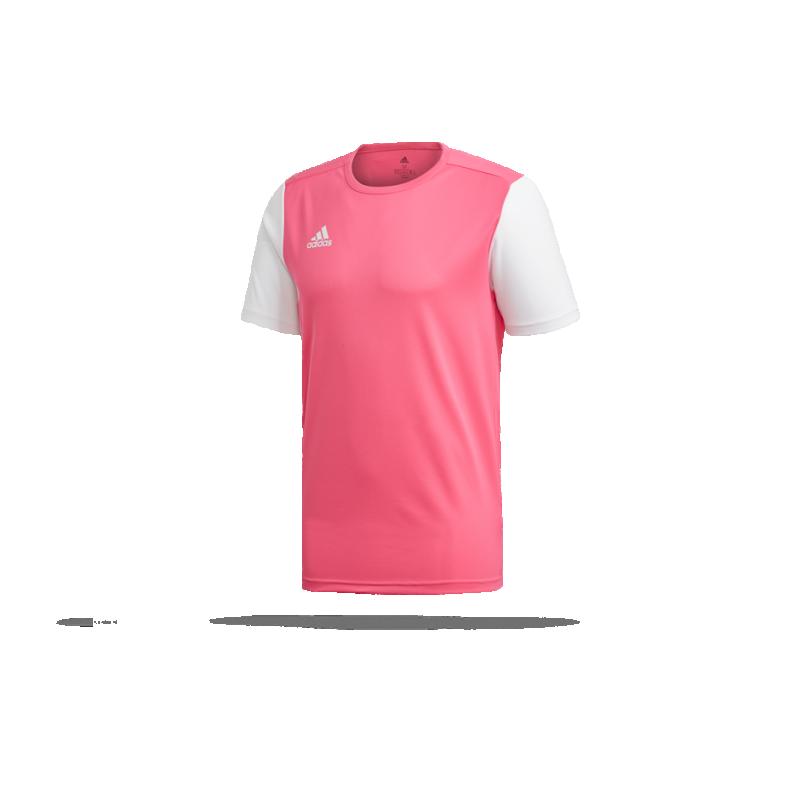 adidas Estro 19 Trikot kurzarm (DP3237) - Pink